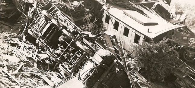 1932 : When more than 60 French Legionnaires were killed in a train heading to Oujda