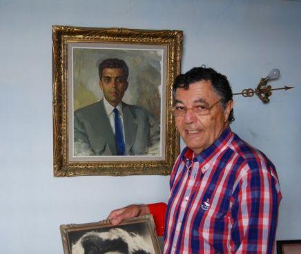 Gérard Bénitah serait l'héritier de son oncle (portrait) et se bat depuis 2007 pour obtenir la propriété de la maison.