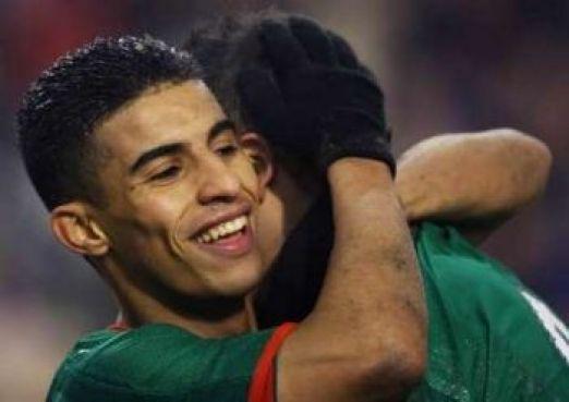 L'international Mbarek Boussoufa s'adjuge la 5ème place chez les messieurs. Le milieu de terrain évolue depuis cinq ans au club belge d'Anderlecht.