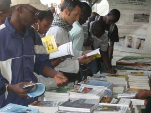 Mais le Forum ce n'est pas que des marches. Il est également très intellectuel. Visiteurs et étudiants de l'Université de Dakar ne diront pas le contraire.
