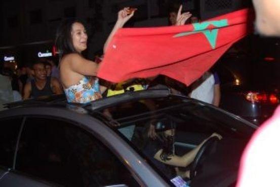 Les embouteillages étaient devenus moins agaçants en cette soirée de samedi 4 juin 2011, à Rabat