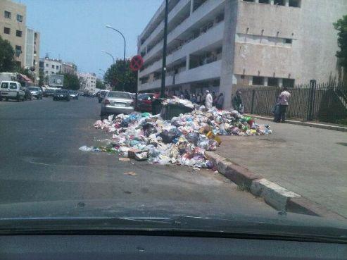 Rue Madagascar - Tribunal de première instance