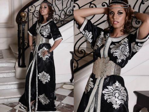 Nadia n'est pas seulement modèle, mais également mannequin, grâce à des mensurations quasi-parfaites. Ici, elle pose pour la Negafa Nadya, ...