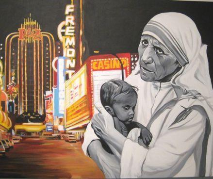 L'artiste hip hop belgo marocain HMI peint « la femme »