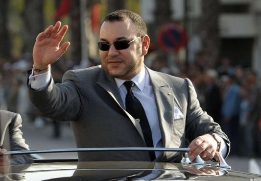 Le roi Mohammed VI, troisième personnalité musulmane la plus influente au monde et première en Afrique.