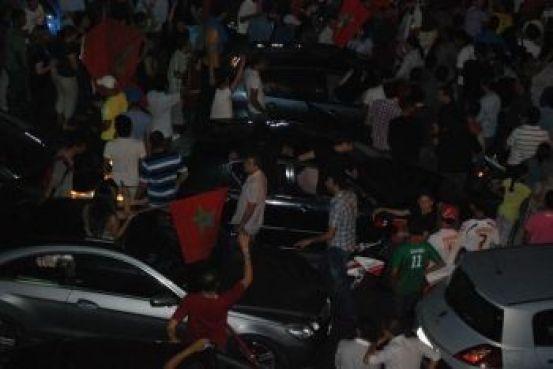 Embouteillage monstre sur l'Avenue Fal Ould Omeir,