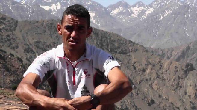 Rachid El Morabity a gagné le Marathon des sables et l'Utat en 2011 et reste depuis le champion marocain incontesté du trail. /DR