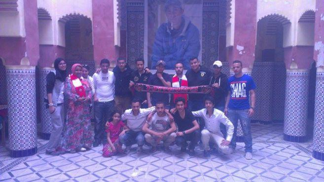 Commémoration des 2 ans de sa disparition, lundi 14 avril 2014 à Meknès