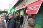 France : Mobilisation des clients d