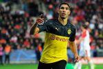 Achraf Hakimi, «joueur le plus rapide» dans l'histoire de la Bundesliga