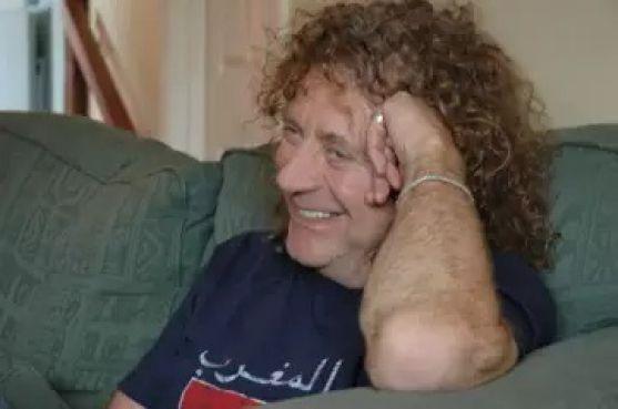Robert Plant décontracté / Archives - DR