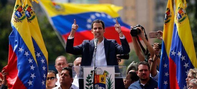 المعارضة الفنزويلية تبدي استعدادها لسحب الاعتراف بـ