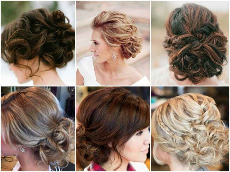36 Messy Wedding Hair Updos: Wedding Hairstyle : Les 10 Chignons à Adopter Pour Un Mariage