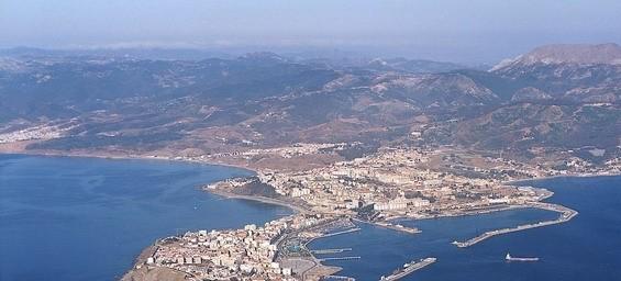 Gibraltar Espagne Maroc
