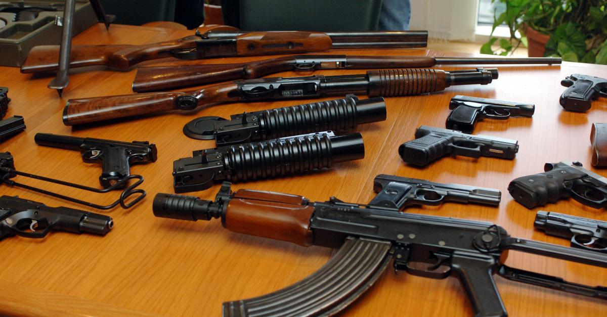 Maroc : Un présumé fabriquant d'armes arrêté à Taza