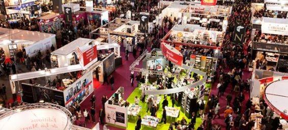 France une dizaine d 39 diteurs marocains au salon du for Salon du livre france