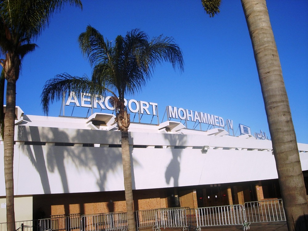 Rencontre insolite aeroport
