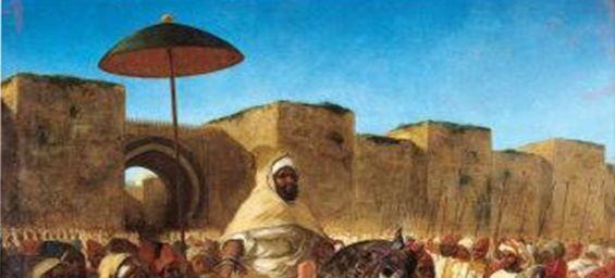 تاريخ: عندما بايعت قبائل الغرب الجزائري السلطان المغربي