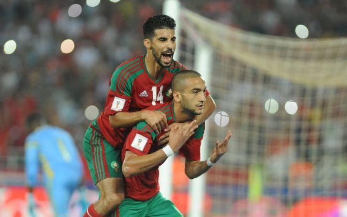 Les News du Maroc. 🇲🇦 - Magazine cover