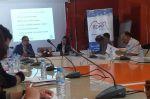 Le HCR et l'OIM ont organisé une journée de formation pour les journalistes sur thème de la migration