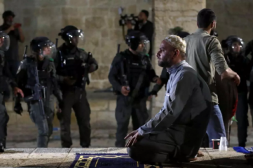Violent incursion by Israeli forces into Al Aqsa Mosque condemned