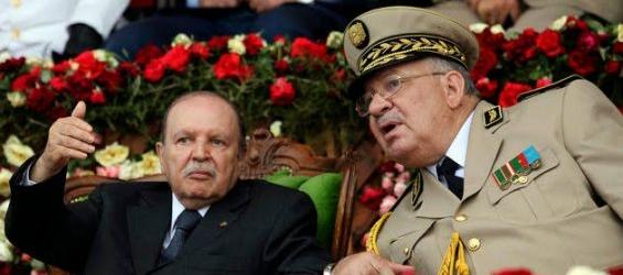 بعد الإعلان المغربي.. بوتفليقة وقائد جيشه يحذران من التدخل الأجنبي في الجزائر