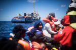 Italie: Salvini veut en découdre avec le sauvetage des migrants en mer par les ONG