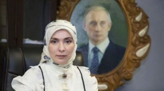 Russia : A Muslim woman running for presidency against ...