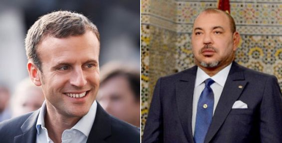 Maroc/France : Macron effectue une visite d'amitié et de TRAVAIL