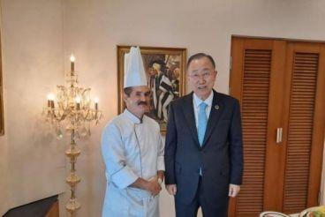 Diaspo #192 : Mostafa Rhiti, an ambassador to Moroccan cuisine in South Korea