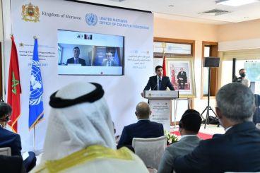 Afrique : Le siège du Bureau de l'ONU pour la lutte contre le terrorisme, inauguré à Rabat