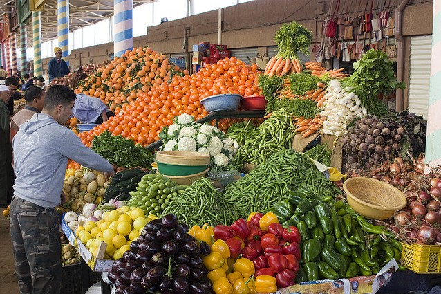 Maroc l g re baisse des prix la consommation en novembre for Cuisine en locale