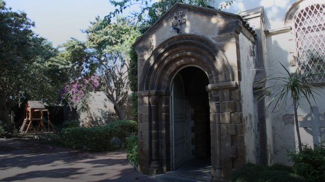 L'église évangéliste de Saint John est un des lieux de prière les plus authentiques à Casablanca./ Ph. Mehdi Moussahim - Yabiladi