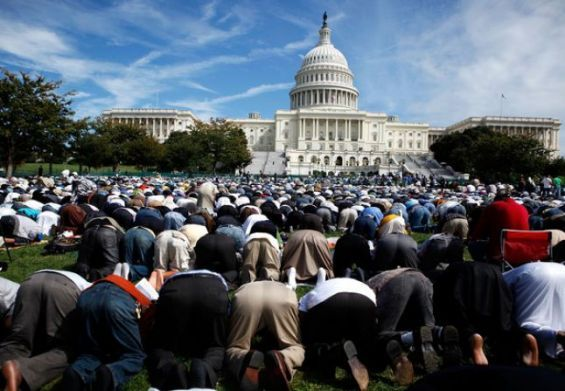 US Muslim population continues to grow