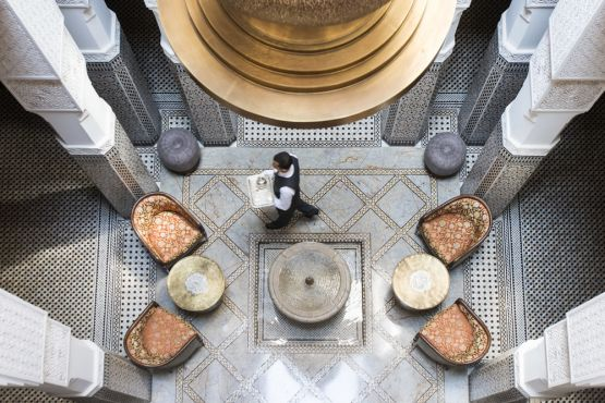 Royal Mansour, the world's most discreet hotel - Marrakech / Ph. Daily Mail