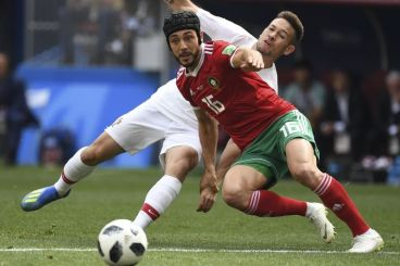 FIFA thinks Morocco's decision to let Nordin Amrabat play after concussion is «questionable»