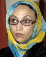 Aminatou Haidar en grève de la faim, porte plainte contre le Maroc et l'Espagne