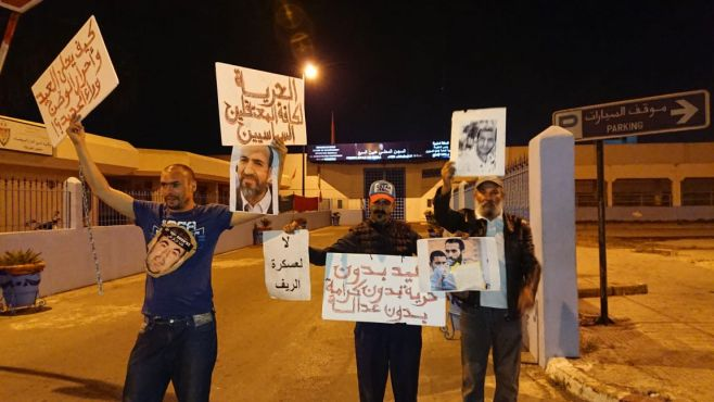 Prison Oukacha, mardi 21 août 2017 / Ph. Mehdi Moussahim - Yabiladi