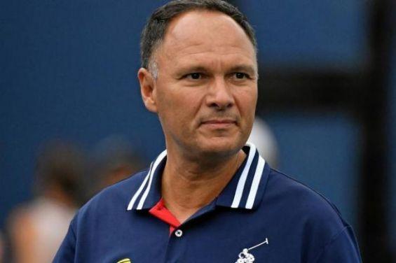 Mohamed Lahyani arbitre international de tennis  Ph. A. Reau