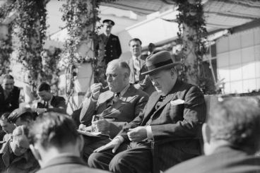 Anfa conference : When Churchill dicussed war plots in the country he loved to visit the most
