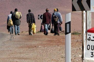 Maroc: Près de 300 migrants soudanais livrés à eux-mêmes à Oujda