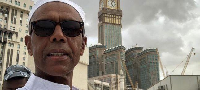 Maroc : Karim Mosta, un athlète de 65 ans qui a rallié La Mecque à vélo [Interview]