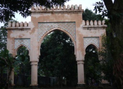 Bab Al Maghriba après avoir été restaurée (DR)