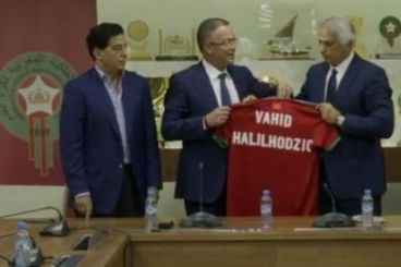 Vahid Halilhodzic to manage Morocco's Atlas Lions for 80,000 euros a month