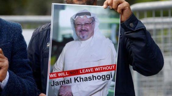 Khashoggi 'body double' left Saudi consulate after killing