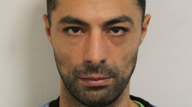 Sharife Elouahabi a reconnu être coupable de fraude. / Ph. Metropolitan Police