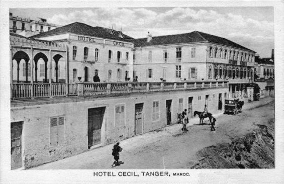L'hôtel a été construit en 1865. / Ph. DR
