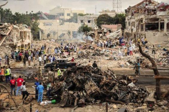 Un double attentat fait 7 morts près du Palais présidentiel