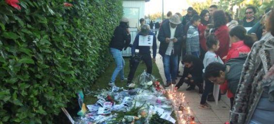 الرباط: مغاربة يتضامنون مع أسرتي ضحيتي جريمة إمليل