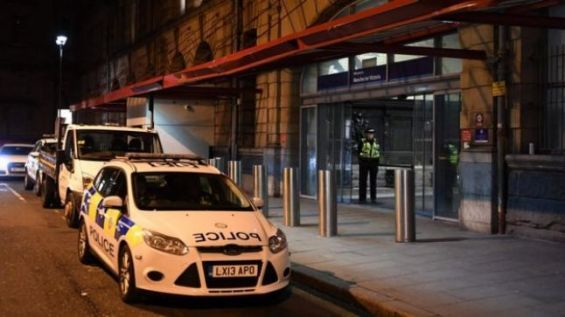 TERROR ATTACK: 3 Stabbed In Manchester